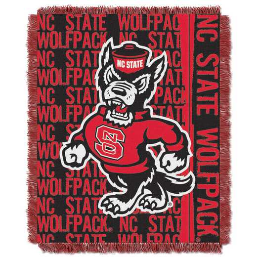 1COL019030080RET: NW COL Double Play Tapestry Throw, NCST